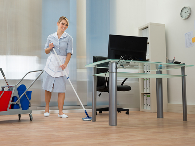 Commercial and Office Cleaning